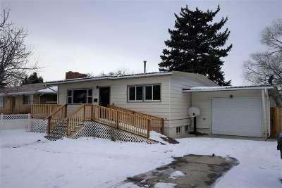 Pocatello Single Family Home For Sale: 579 Filmore Ave