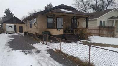 Pocatello Single Family Home For Sale: 365 Washington Ave