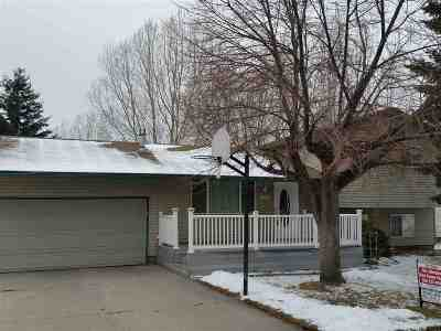 Chubbuck Single Family Home For Sale: 5125 Kevin