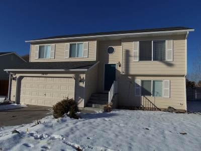 Chubbuck Single Family Home For Sale: 5257 Stuart