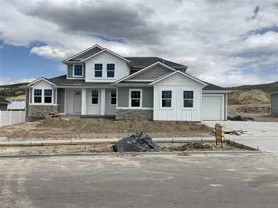 Pocatello Single Family Home For Sale: 2440 Legacy Drive