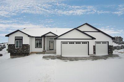 Pocatello Single Family Home For Sale: 2390 Siena Drive