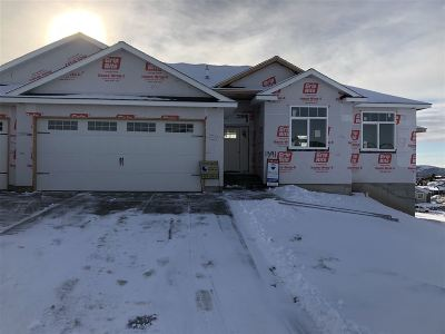 Pocatello Single Family Home For Sale: 1391 Stacy Circle