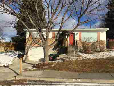 Pocatello Single Family Home For Sale: 1780 Syringa