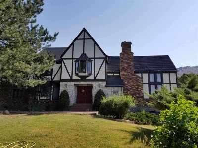 Pocatello Single Family Home For Sale: 4645 Johnny Creek