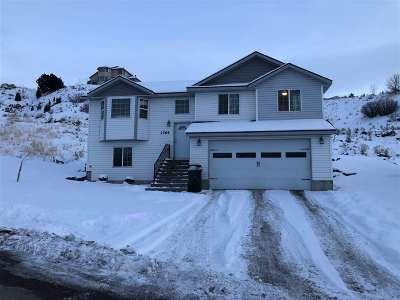 Pocatello ID Single Family Home For Sale: $214,900