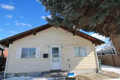 Pocatello Single Family Home For Sale: 210 Park