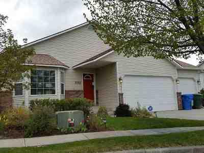 Pocatello Single Family Home For Sale: 3559 Somerset