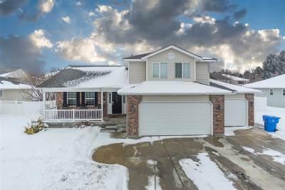 Pocatello ID Single Family Home For Sale: $299,900