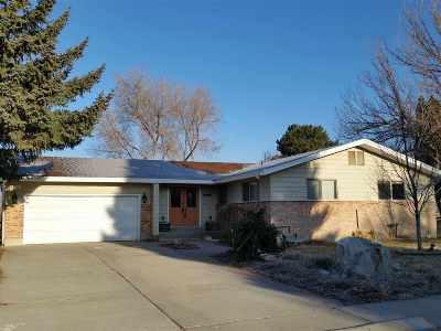 Pocatello Single Family Home For Sale: 2477 S Fairway Drive