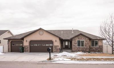 Pocatello ID Single Family Home For Sale: $349,900