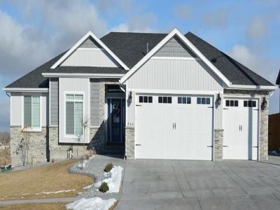 Pocatello Single Family Home For Sale: 844 Hallmark Dr