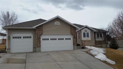 Pocatello ID Single Family Home For Sale: $350,000