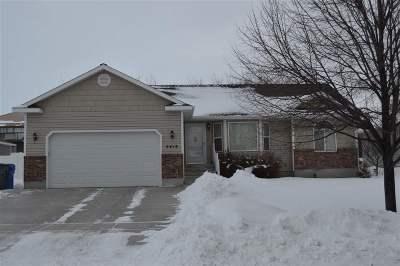 Pocatello Single Family Home For Sale: 2412 Bruce Ave.
