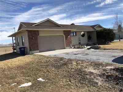 Pocatello Single Family Home For Sale: 13828 Laughran