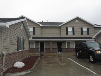 Chubbuck Multi Family Home For Sale: 414 Pheasant Ridge A-D