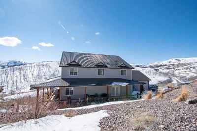Pocatello Single Family Home For Sale: 9167 W Cinnamon Ridge