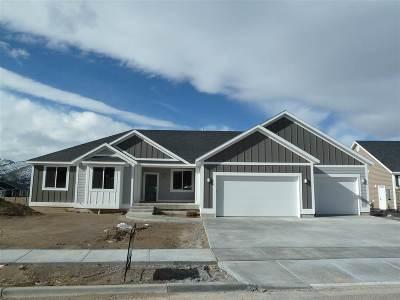 Pocatello Single Family Home For Sale: 3077 Athos