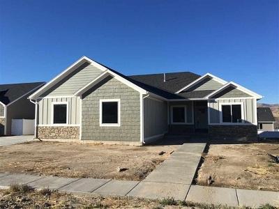 Pocatello Single Family Home For Sale: 3035 Athos
