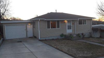 Pocatello Single Family Home For Sale: 1215 E Alameda