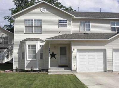 Pocatello Single Family Home For Sale: 446 Clinton