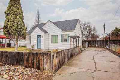Pocatello ID Single Family Home For Sale: $120,000