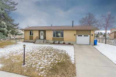 Pocatello ID Single Family Home For Sale: $209,900