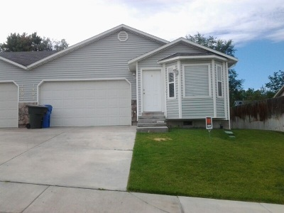 Pocatello ID Single Family Home For Sale: $157,900