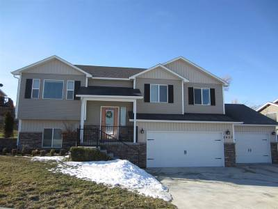 Pocatello ID Single Family Home For Sale: $289,900