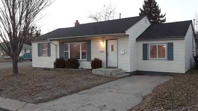Pocatello ID Single Family Home For Sale: $147,900