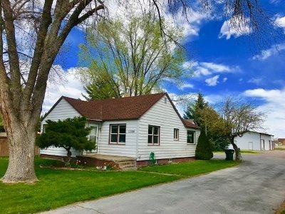 Pocatello Single Family Home For Sale: 1316 W Quinn