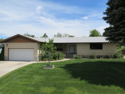 Pocatello Single Family Home For Sale: 550 Fairway Drive