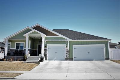 Pocatello Single Family Home For Sale: 2356 Andrew