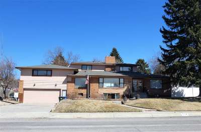 Pocatello Single Family Home For Sale: 114 S 17th Ave