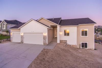 Pocatello Single Family Home For Sale: 406 Vista