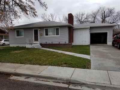 Pocatello Single Family Home For Sale: 938 Taney Ln