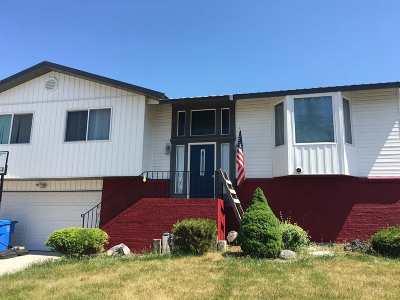 Pocatello Single Family Home For Sale: 2140 Ardella Dr