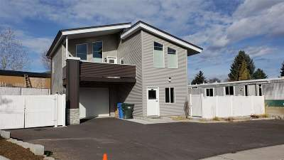Pocatello Single Family Home For Sale: 115,117,119 Teakwood