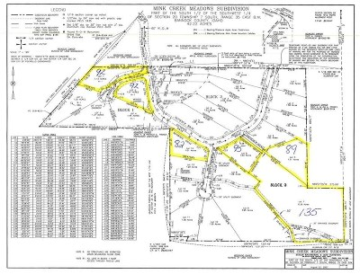 Pocatello ID Residential Lots & Land For Sale: $92,000