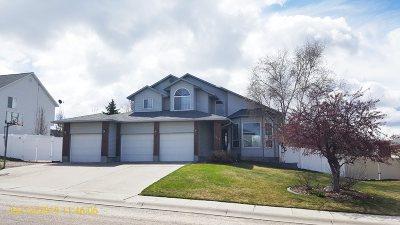 Pocatello ID Single Family Home For Sale: $346,500