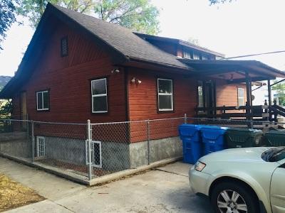 Pocatello ID Single Family Home For Sale: $169,900