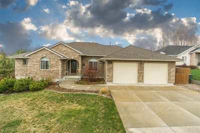 Pocatello Single Family Home For Sale: 2516 Marilyn