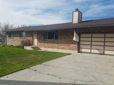 Chubbuck Single Family Home For Sale: 750 W Chubbuck Rd.