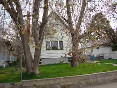 Pocatello ID Multi Family Home For Sale: $140,000