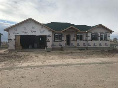American Falls ID Single Family Home For Sale: $268,700