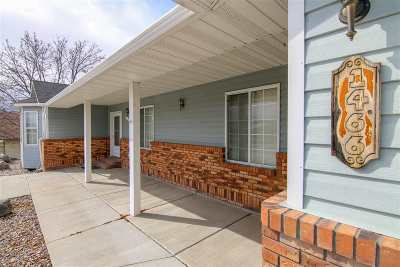 Pocatello Single Family Home For Sale: 1466 Baldy Ave