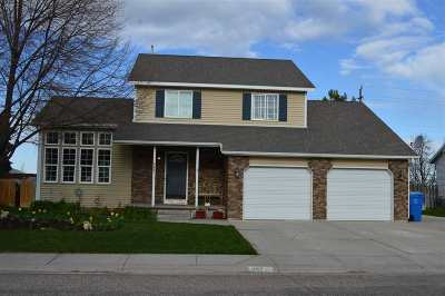 Pocatello Single Family Home For Sale: 487 Arabian