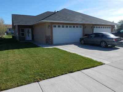 American Falls Single Family Home For Sale: 2101 Fort Hall