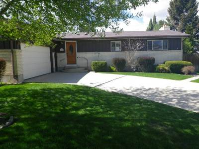 Pocatello Single Family Home Und Cont W/Cntg-Sell Home: 159 Appaloosa Ave.