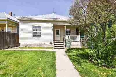 Pocatello Single Family Home For Sale: 720 N Main